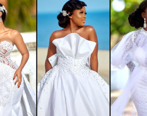 Berla Mundi, Serwaa Amihere & More Star In (Nam1's Sister) Sima Brew's Must See Bridal Collection, Desire!