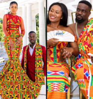 25 Beautiful Visual Reasons Why Ghanaians & Nigerians Need To Stop Having 'WHITE' Weddings
