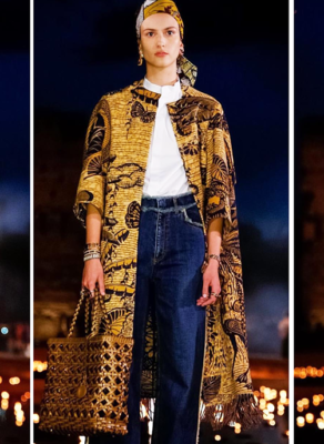 Dior Heads For African Fashion Money & Partners With Ivorian Print Company For The Cruise'19 Collection