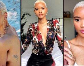 #MODELCRUSH: She Is Definitely One Of The Most Beautiful Models Out There' Meet Victoria's Secret Model Iesha Hodges
