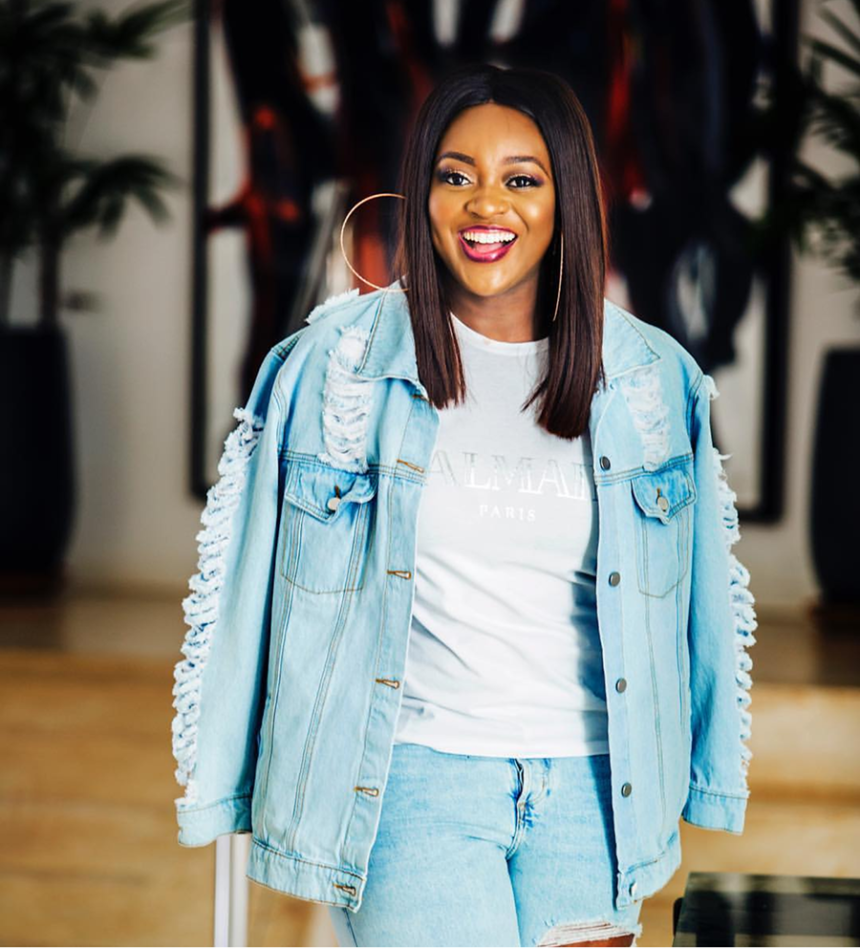 From Pounding Fufu To John Dumelo's Wedding, Jackie Appiah Is Serving Jacket's Like Never Before