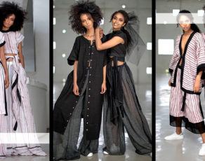 Ethiopian Fashion Brand MAFI MAFI Presents The Nomadic Collection SS19 & It's Moden East African Style Fabulous