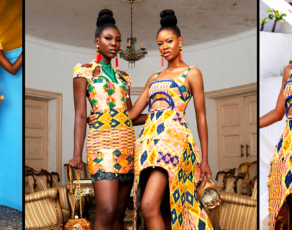 Ghanaian Brand Pistis Just Dropped Their Latest Collection, And It's Fabulous In Every Way