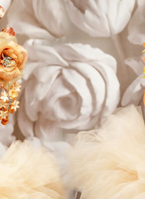 #FGHA Award Winning Brand Velma Millinery & Accessories Releases New Collection For Brides