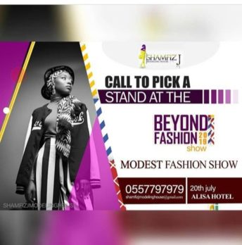 Ghana: Beyond Fashion 2019 @ Alisa Hotel