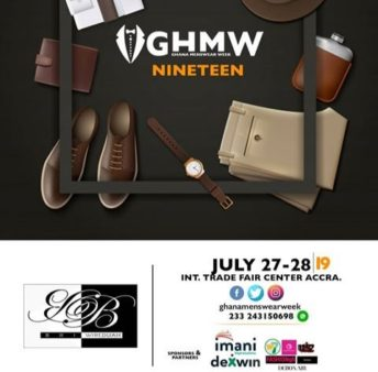 Ghana: Ghana Men's Wear Week @ International Trade fair Center