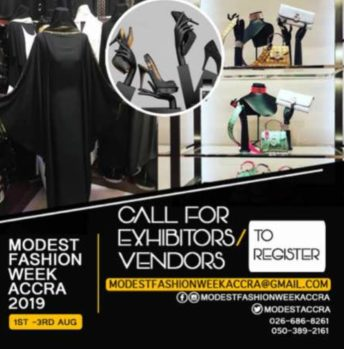 GHANA: Modest Fashion Week Accra @ Two Way Traffic