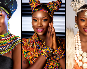 #HOTSHOTS: These Beautiful African Bridal Looks By BkImages Will Make You Turn Your Wedding African