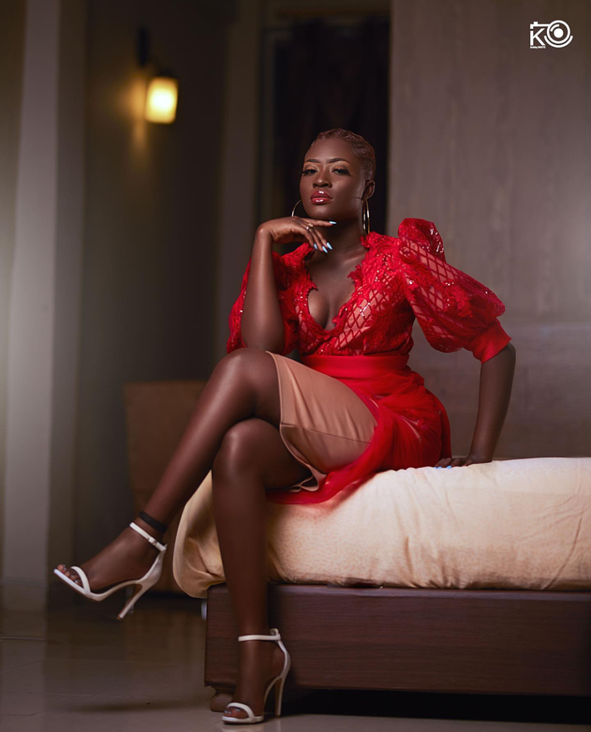 Fella Makafui Proves That Cornrows Are Perfect, Ready & Set To Trend Again With This Fabulous Look