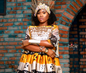 VIDEO: African Print Maxi Dress Galore!!!!  Gh Fashion Brand Kiara Afrika Releases Beautiful Visuals For Their C/R Collection Using 'Real' Women