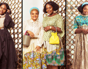 """Ghana's Ophelia Crossland Presents A Fabulous Look Book For Her """"IN LOVE WITH SUMMER"""" Collection"""