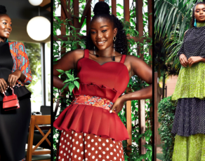 Ghanaian Fashion Label MOD Presents It's Fabulous Look Book For The Joie de Vivre Collection