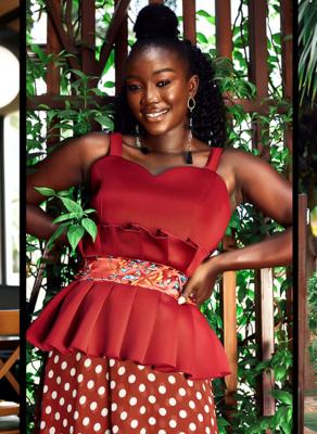 Ghanaian Fashion Label MOD Presents It's Fabulous Look Book For The Joie de Vivre Collection