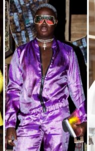 Check Out Some Street Style From The Ongoing Lagos Fashion Week 2019