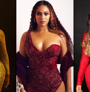 SLAYING! Watch Beyonce Serve Mom Goals In These Eye Popping Bodycon Outfits