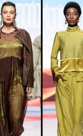 6 Must Have Looks By Stefania Morland Rocked At South Africa's AFI Fashion Week 2020
