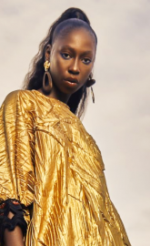 VIDEO: Watch The Virtual Premiere Of Ghanaian Fashion Brand Christie Brown's Latest Collection
