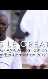 DAY 2 Accra Fashion Week   LEVIS LE CREATEUR