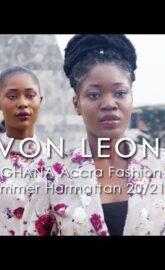 DAY 2 Accra Fashion Week   CLAVON LEONARD