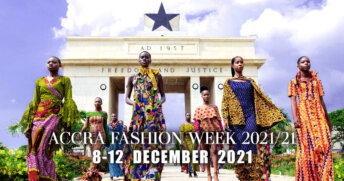 Ghana: Accra Fashion Week 2021/22 Summer Harmattan @ Providence Events Center