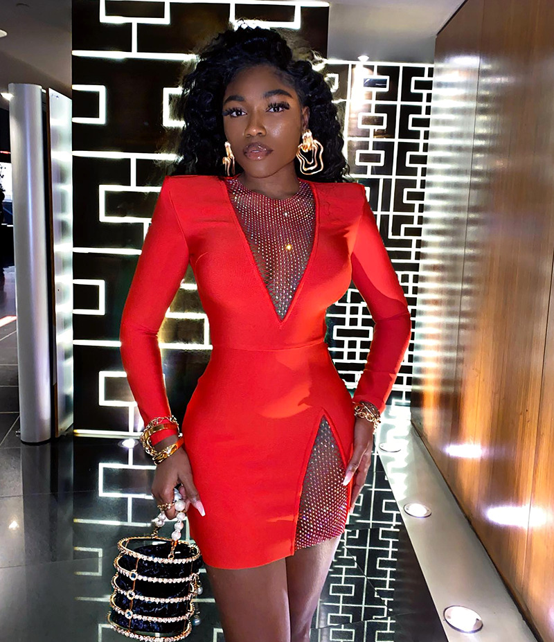 best red fashion looks