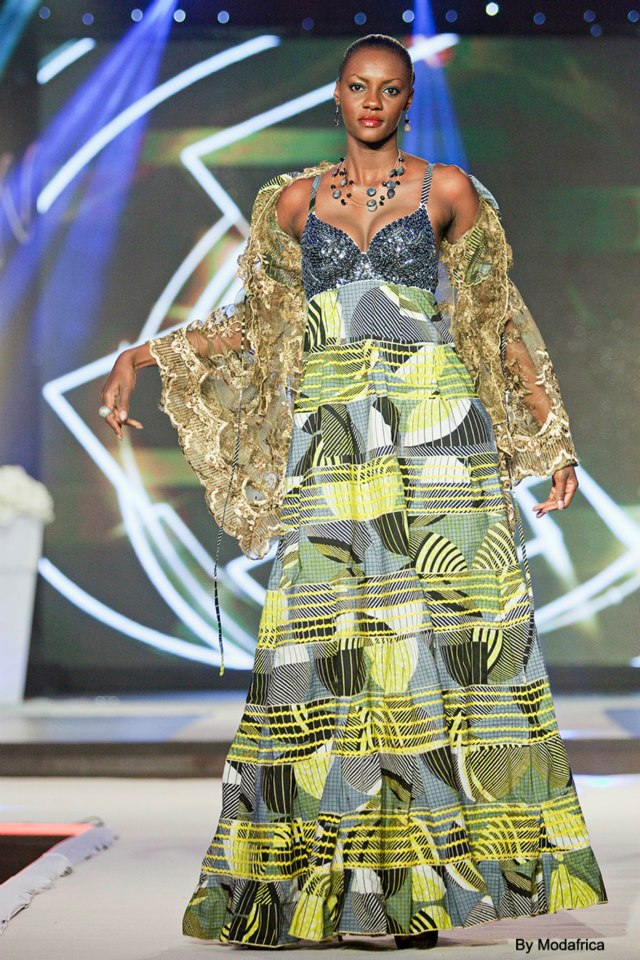 See Pictures From Ivory Coast's Most Popular Fashion Show