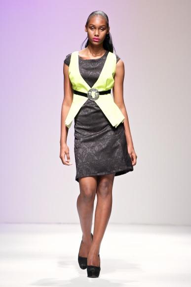 Alpha Rose zimbabwe fashion week 2014 fashionghana african fashion (2)