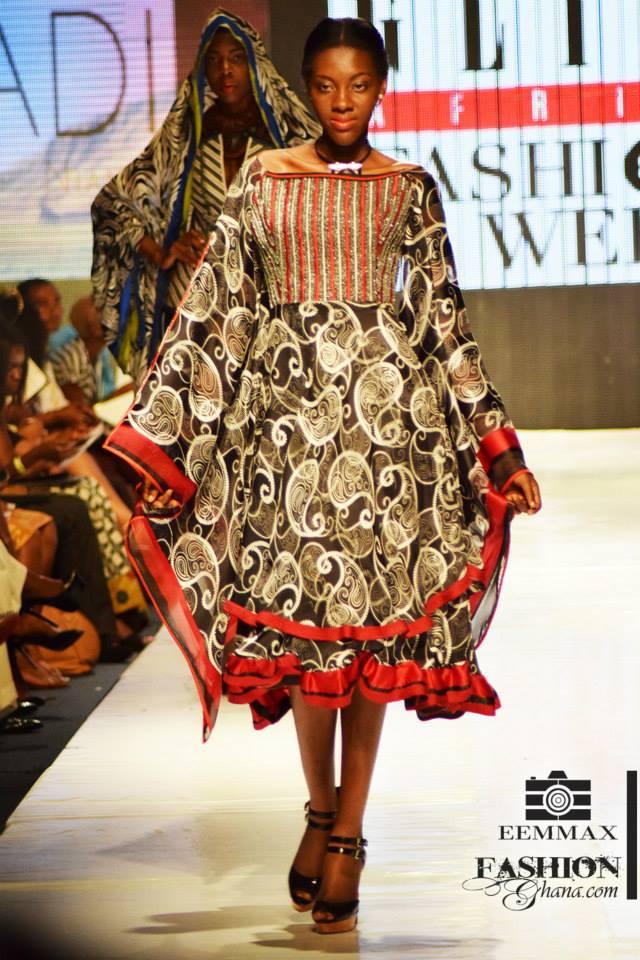 Alphadi Glitz Africa Fashion Week 2014 Day 2 Ghana