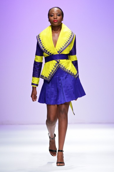 Chisoma  Zimbabwe Fashion Week 2014 day 3 fashionghana african fashion (4)
