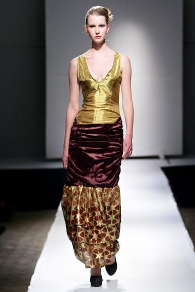 Countess K  Zimbabwe Fashion Week 2013 (1)