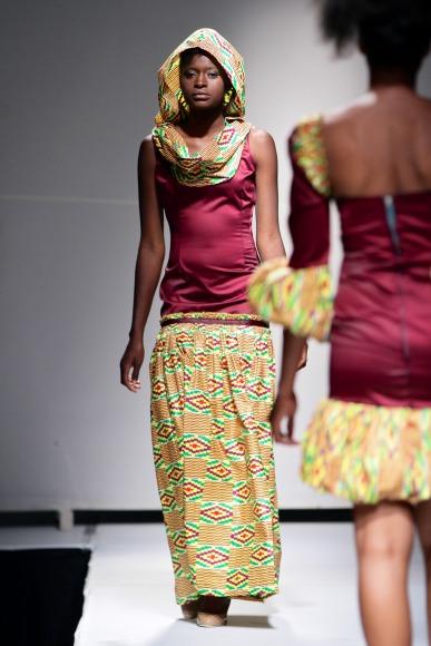 Countess K  Zimbabwe Fashion Week 2013 (3)