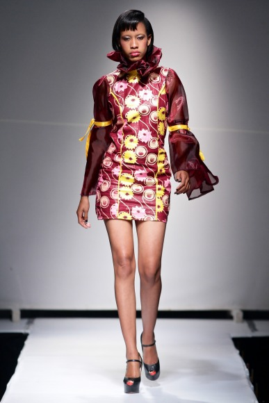 Countess K  Zimbabwe Fashion Week 2013 (4)