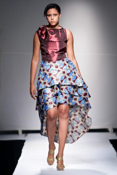 Countess K  Zimbabwe Fashion Week 2013 (6)