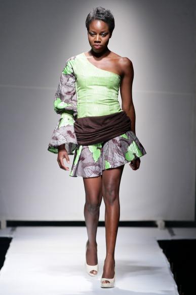 Countess K  Zimbabwe Fashion Week 2013 (8)