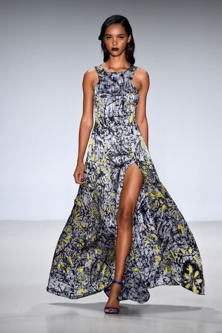 Deola Sagoe Unveils Spring Summer 2015 Collection At The