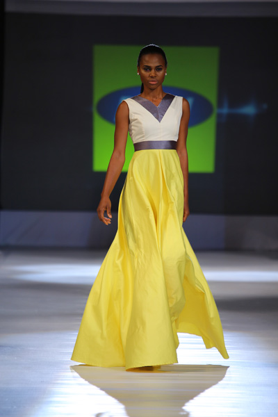 Diana A La Vid lagos fashion and design week 2013 fashionghana (1)