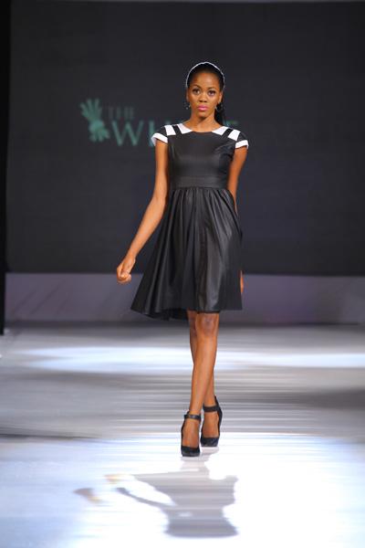 Diana A La Vid lagos fashion and design week 2013 fashionghana (3)