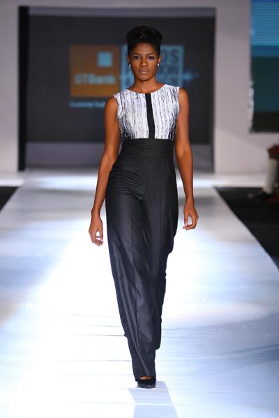 Diana A La Vid lagos fashion and design week 2013 fashionghana (4)