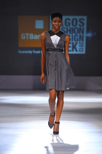 Diana A La Vid lagos fashion and design week 2013 fashionghana (5)