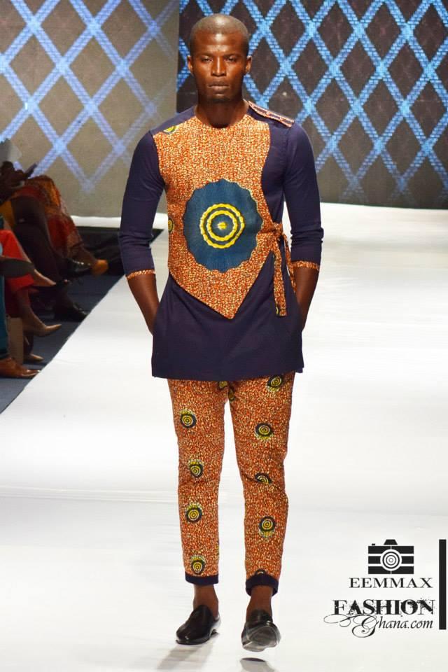 Ik Dorkenoo Glitz Africa Fashion Week 2014 Day 1 Ghana Accra Gafw2014