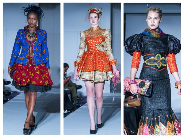 Video African Designers Gateway To London Fashion Week By Fashions Finest Fashionghana Com 100 African Fashion