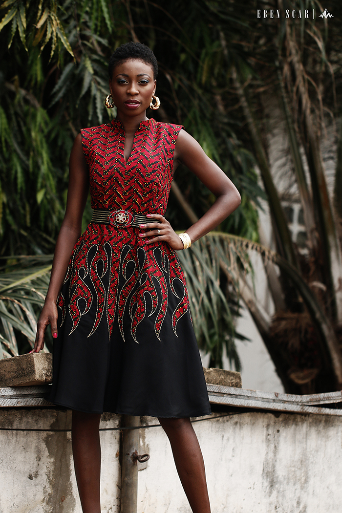 Fashion Designer from Togo Grace Wallace Presents Her ...