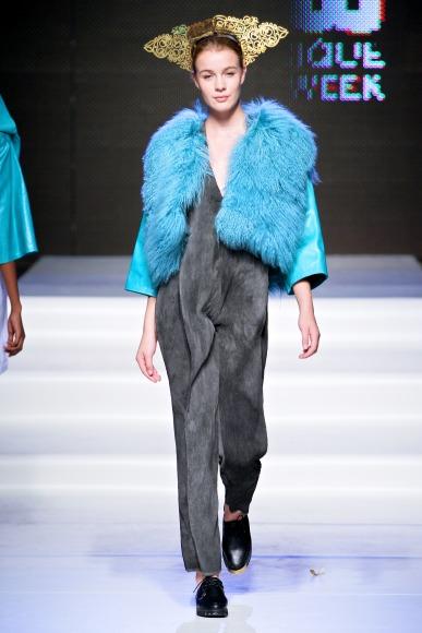 Gaia Toscano Mozambique Fashion Week 2013 FashionGHANA African fashion (3)