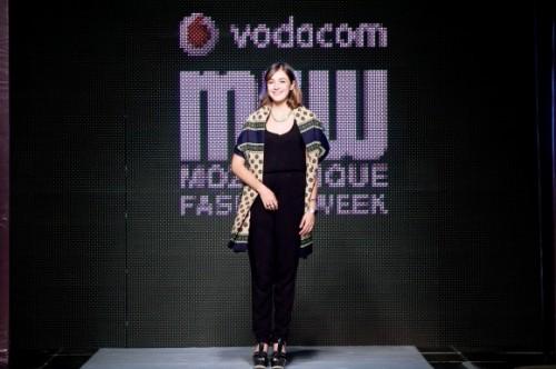 Gaia Toscano Mozambique Fashion Week 2013 FashionGHANA African fashion (6)