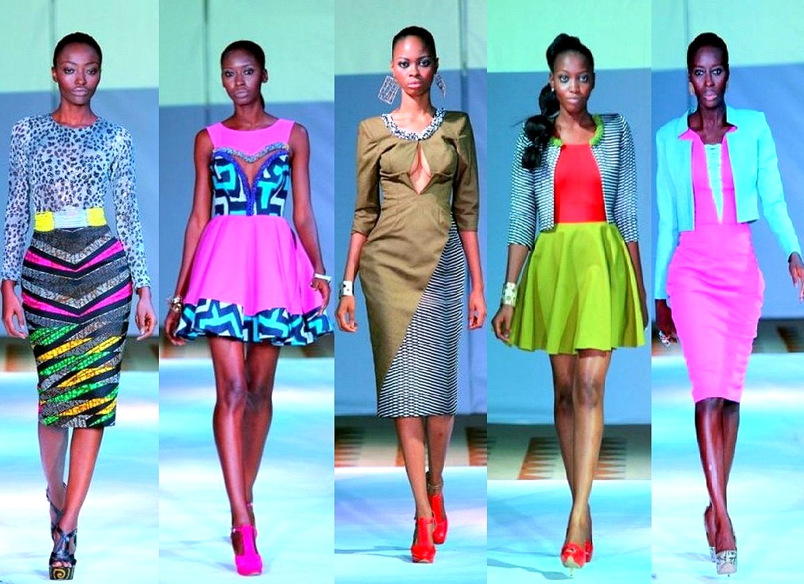 Get All Updates On Ghana Fashion Design Week 2013 Right