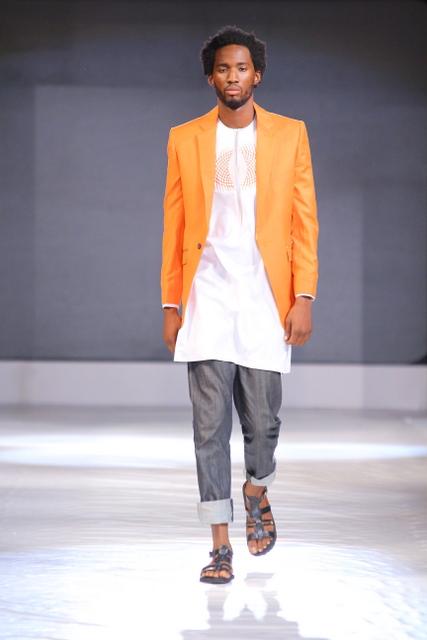 Kola Kuddus lagos fashion and design week 2013 (1)