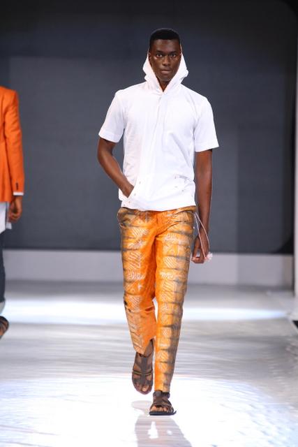 Kola Kuddus lagos fashion and design week 2013 (2)
