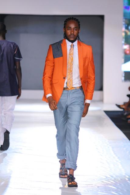 Kola Kuddus lagos fashion and design week 2013 (6)