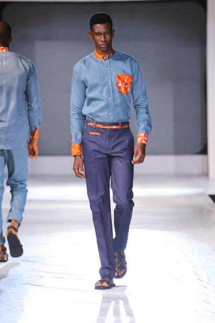 Kola Kuddus lagos fashion and design week 2013 (8)