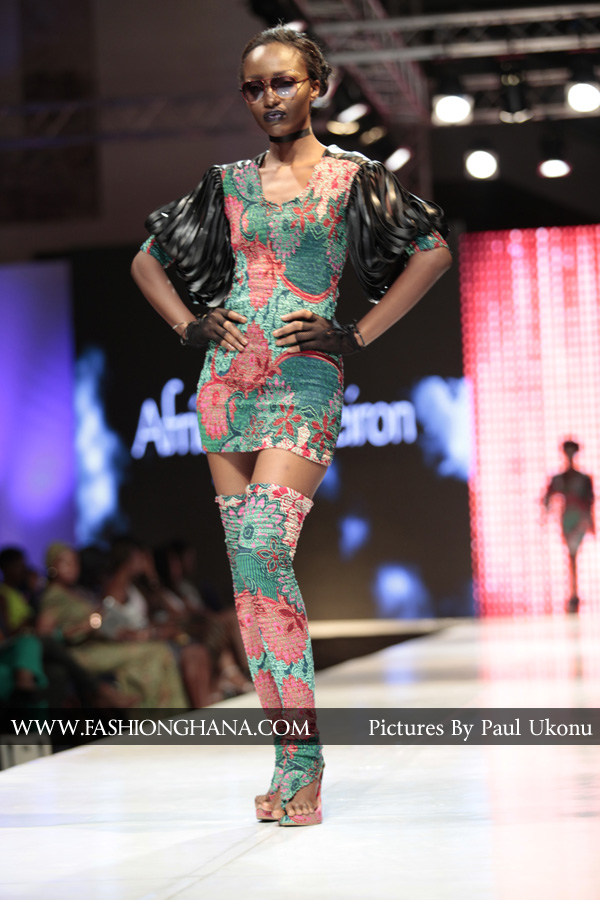 Video Afriqan Apieron Vlisco Show Glitz Africa Fashion